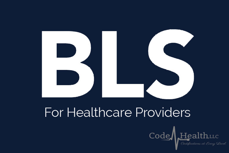 Aha Bls For Healthcare Providers Code Health Cpr Classes